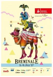 NIO auf der Breminale 2017 @ Breminale 2017 Himmelwärts | Bremen | Bremen | Deutschland